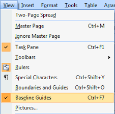 microsoft word publishing layout view design and layout using margins and guides in your publications