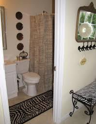bathroom appealing traditional bathroom design near zebra print