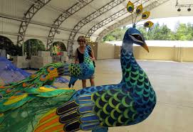 gilroy gardens family theme park gilroy ca entertainment lumination showcases art celebrating chinese