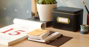 2015 desk inspiration series feminine style desk journal
