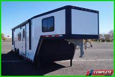 Cargo Trailer With Bathroom Aluminum Car Trailer Ebay