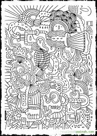 detailed coloring pages coloring pages 23535