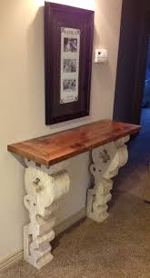 restoration hardware sofa table diy how to build this restoration hardware inspired entryway