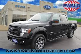 ford trucks for sale in wisconsin used ford trucks for sale in hartford wi ewald s hartford ford