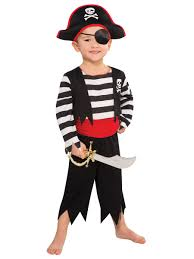 deckhand pirate childrens costume 997025 fancy dress ball