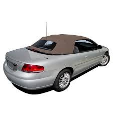 2001 2006 chrysler sebring 2 piece soft top sandalwood