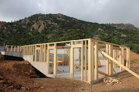 walk out basement plans mountain home plans with walkout basement design cape atlantic