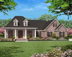 Southern Style Home Floor Plans Southern Style House Plans Plan 50 121