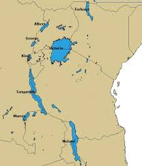 africa map great rift valley great lakes global great lakes