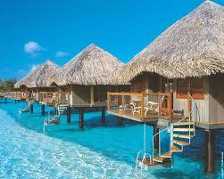 luxurious le meridien bora bora resort bora bora vacation and
