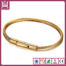fashion bracelet ebay images Ebay mens solid gold stainless steel bracelet buy mens solid jpg