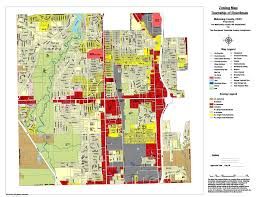 Map Of Youngstown Ohio by Zoning Resolution Boardman Planning And Zoning