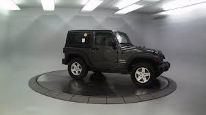 jeep sport black dj7661 2017 jeep wrangler sport granite metallic