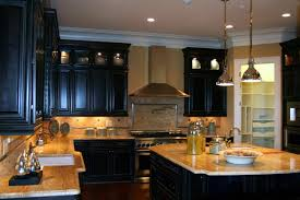 painted black kitchen cabinets before and after 9 best home renovations which starts from kitchen harmony in all