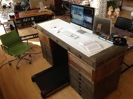 Walking Laptop Desk by Audio Will A Walking Treadmill Desk Boost Your Productivity At Work