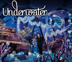 theme names for prom prom decorations and themes underwater prom theme ideas for
