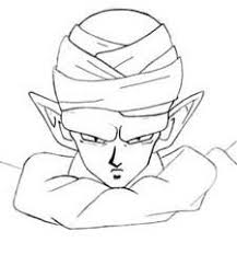 draw piccolo dragon ball u2013 manga university campus