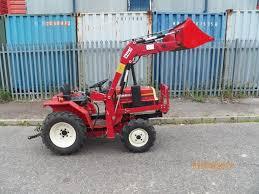yanmar compact tractor loader 1000 hours no vat in lowestoft