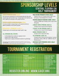 7th annual golf tournament cai central florida