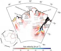 cryospheric sciences antarctica