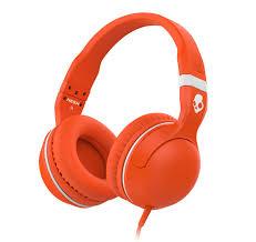 skullcandy home theater skullcandy hesh 2 orange black white headphones