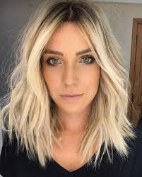 haircut ideas stylish blonde lobs haircut ideas 2 fashion best