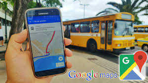 Google Maps Subway by Using Google Maps Public Transport Youtube