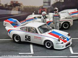 1973 rsr porsche brumos racing old irish racing model collection