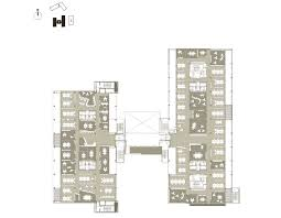 Floor Plan Business by Gallery Of Segreen Business Park Lombardini22 21