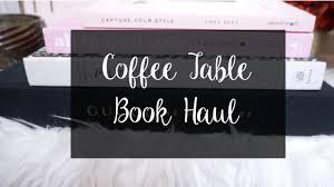 coffee table book haul marshalls half price books goodwill