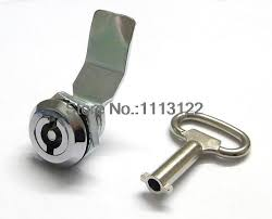 cabinet keyed cam lock ms705 industrial enclosure cam lock double bit key cabinet cam lock