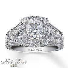 neil engagement ring neil engagement ring 2 ct tw diamonds 14k white gold neil