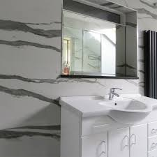 extra large white carrara marble effect tiles grande carrara