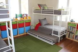 Budget Bunk Beds How To Fit 6 In One Room On A Budget Room Rooms And