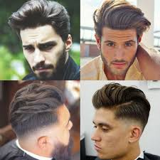 even hair cuts vs textured hair cuts textured modern quiff