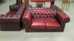 Pre Owned Chesterfield Sofa by Secondhand Vintage And Reclaimed Repro Used Chesterfield 2