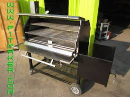 pitmaker com stainless smoker the one we shall have grill it