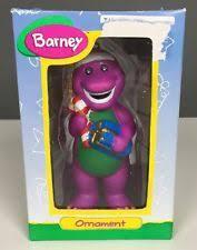 barney ornament ebay
