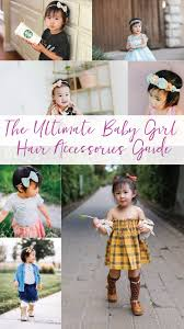 baby girl hair accessories baby girl hair accessories the ultimate guide a la mode