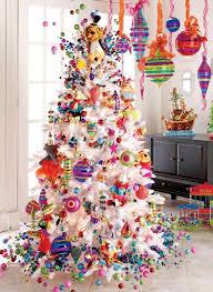 colorful decoration o tree