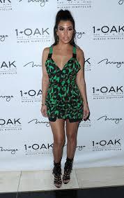 kourtney kardashian at oak nightclub in las vegas 05 27 2016