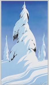 eyvind earle christmas cards winter christmas card jpg