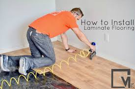 How To Put Laminate Flooring Down How To Install Laminate Flooring An Easy And Simple Guide