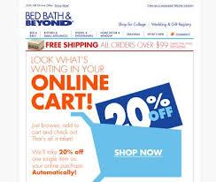 abandon shopping cart 17 online retailers who u0027ll bait you back