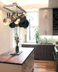 kitchen island pot rack lighting wooden hanging pot rack kitchen island pot rack lighting kitchen