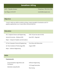Best Resume Templates Download by Guerrilla Resume Resume For Your Job Application