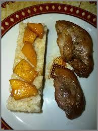 cuisiner des perdreaux filet de perdreaux a la mangue riz arborio les re7 de colinette