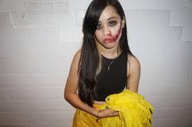 original kerchi zombie makeup tutorial x allianz 1942 halloween event