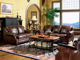 Brown Leather Sofa And Loveseat Sofa And Loveseat Set Albany Brown Truffle Sofa U0026 Loveseat