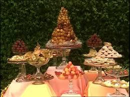 christmas dessert buffet how to create a dessert buffet martha stewart